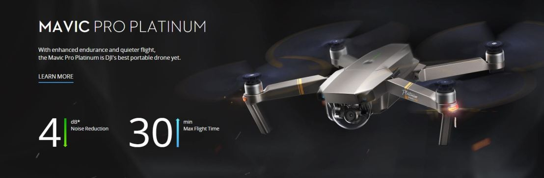 DJI Mavic Pro vs Platinum Flight Times What Caused the Increase?