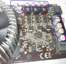 Red Box- Inductors Blue Box- Capacitors